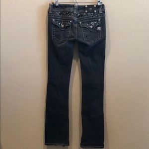 Miss Me Studded/Jeweled Jeans (AS IS)